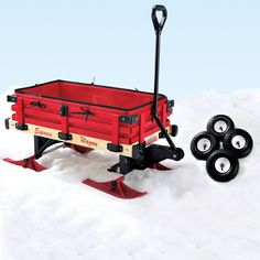 Shared from Flipp: Millside Convertible Wagon/Sleigh in the Sears Catalogue flyer Toys For Boys, Kids Toys, Top Toys, Christmas Toys, Mommy And Me, Convertible, Catalog, Wonderland, Awesome Toys