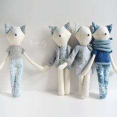 Hafferty dolls by Sarah Gardner https://www.etsy.com/uk/shop/Haffertys