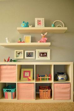 Organized kids area