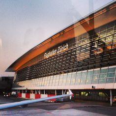 Zürich Airport (ZRH) in Zürich-Flughafen
