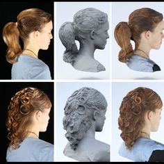 The Researchineers at Disney Research in Zurich have finally cracked the toughest part of 3D scanning, capturing a subject's hair. Their new 3D scanning method adds three simple steps to the scanning process, enabling a subject's hair to be captured as accurately as the rest of their face and body. Ask anyone who uses a […]