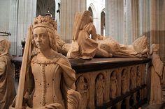 tombeau de François II, cathédrale de Nantes