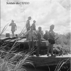 Operation Seine I took place on the River Song Be in Cambodia using units from 2nd Battalion RMC(Regiment Mixte du Camboge) and 5th Moroccan Spahis during October 1953