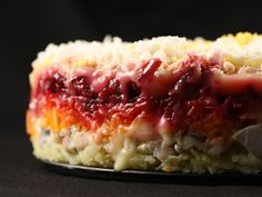 Salata cu hering Mashed Potatoes, Macaroni And Cheese, Foodies, Pie, Ethnic Recipes, Desserts, Salads, Whipped Potatoes, Torte