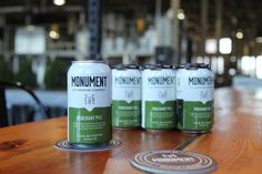 Monument City Brewing Company Beer Shows off the Brewery's Baltimore Roots