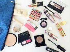 beauty bag, holidays, travel, makeup bag, packing