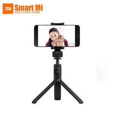 >> Click to Buy << Xiaomi Original Foldable Handheld Tripod Selfie Stick Monopod Selfiestick Bluetooth With Wireless Shutter For Android & iPhone #Affiliate