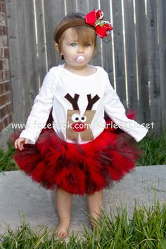 #lulusholiday Reindeer outfit!