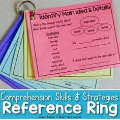 Teaching 5th Grade, 5th Grade Reading, 5th Grade Writing, Kindergarten Reading, Student Teaching, Reading Workshop, Reading Skills, Reading Response, Reading Groups