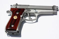 Beretta 92FS INOX 9mm - www.Rgrips.com