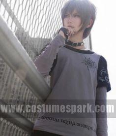 Tokyo Ghoul  Cosplay costume Uta long sleeve t shirt cool