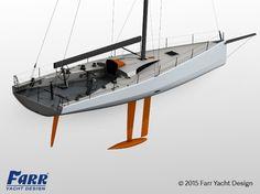 Farr Yacht Design   Infiniti 53