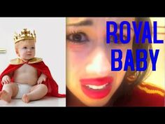 THE ROYAL BABY?! IT ISN'T FAIR! - YouTube Miranda Sings, Back Off, Singing, Shit Happens, Youtube, Baby, Baby Humor, Infant, Youtubers