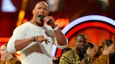 Dwayne Johnson is 'Fast & Furious' at some of his male co-stars Image: Kevork Djansezian/Invision/AP images  By Martha Tesema2016-08-09 14:09:20 UTC  Dwayne The Rock Johnson doesnt half-ass anything especially when it comes to his characters. Its what has made him the worlds most paid actor.  But it turns out sometimes he doesnt need to do much more than be himself on screen.  In a new short Facebook clip The Rock takes us back to his wrestling days on the set of the eighth Fast & Furious…