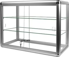 New Long Countertop Gl Display Case Ready For Shipping Or Pick Up In Our Atlanta Ga Warehouse At Stamps Fixtures