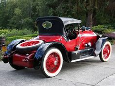 1920 Stutz Bearcat Series-H..