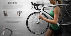 Carry Your Bike Safely and Easily With No Shoulder Pain