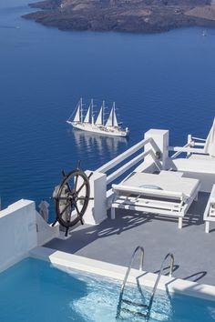 Enjoy Santorini Greece one of the best destination in the world by santorini-luxury-villas.com