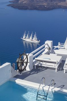 Enjoy Santorini Greece one of the best destination in the world by santorini-luxury-villas.com