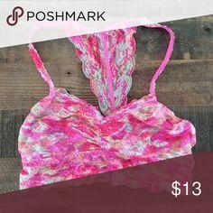 PINK bralette light and cute bralette Victoria's Secret Intimates & Sleepwear Bras