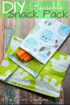 reusable snack pack