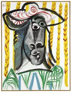 These Legendary Pieces of Art Can Be Yours To Take Home This Month Pablo Picasso Drawings, Picasso Cubism, Picasso Paintings, Oil Paintings, Landscape Paintings, Acrylic Painting Lessons, Watercolor Paintings Abstract, Painting Art, Watercolor Artists