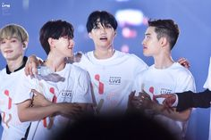 Baekhyun, Kai and D.O