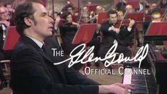 """Glenn Gould - Beethoven, Concerto No. 5 in E-flat major """"Emperor"""" . Classical Opera, Classical Music, E Flat Major, Emperor, Album, Songs, Concert, Youtube, Jazz"""