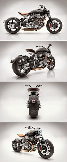 X132 Hellcat Speedster Super Exotic Motorcycle
