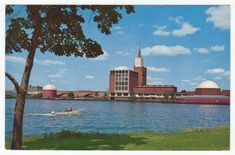 Postcards - United States # 79 - Museum of Science, Boston, Massachusetts
