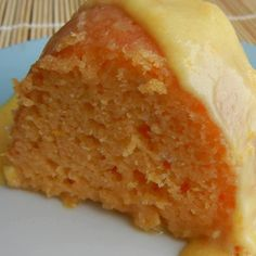 Glazed Orange Bundt Cake