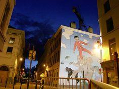 Les rêves de Nick Rue des Fabriques - De dromen van Nick - Fabriekstraat © Lieven Soete