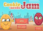 Cookie needs Jam | juegos de cocina - jugar online