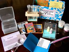 American Girl Doll Play: Doll Craft: Make Your Dolls a Science Set