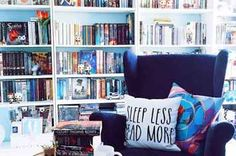 17 Adorable Reading Nooks That Are Cosy