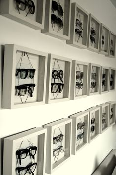 glasses display