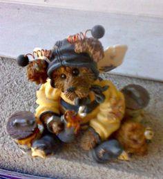 Boyds-Bears-amp-Friends-Figurine-1999-BUMBLE-B-BEE-SWEETER-THAN-HONEY-227718