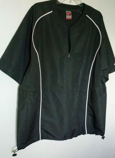 Nike Team XL top with mesh inserts under arm and side.....Fit Dry. Drawstring