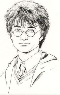 Harry Potter Coloring Pages Free Harry Potter 4 Harry