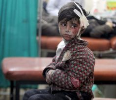 Dear Children of Aleppo: The People of the World Needed to Tell You This on