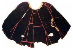 St. Birgitta cloak from late 14th century is situated in Statens historiska museum