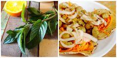Groen zonder Poen: falafel met wortel-sinaasappel salade en uienringen - De Groene Meisjes