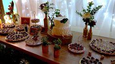 Resultado de imagem para decoração diy mesa de bolo casamento