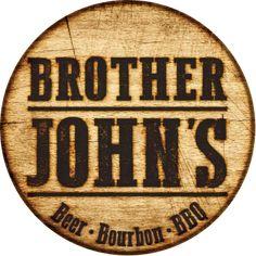 Brother John's – Beer • Bourbon • BBQ