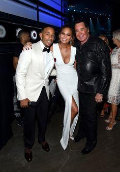 Pin for Later: Pour Voir les Meilleures Photos des Billboard Music Awards, C'est Par Ici! Ludacris, Chrissy Teigen, et Wayne Newton