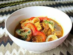 Vegan Richa: Tempeh Do Pyaaza(Tempeh in Spicy onion curry) Vegan! on OneGreenPlanet!