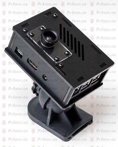 Nwazet Pi Model B+ oder Pi 2 Camera Box Bundle
