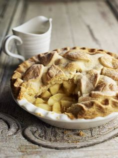 Classic Two Crust Apple Pie Recipe