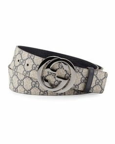 GG Plus Belt by Gucci at Neiman Marcus.