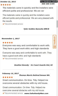 Higher Handyman Electrician Honolulu Hawaii Wiring Repairing And Fixing All Types Of Electrical Angies List Reviews